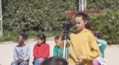 'TRS Fem cinema! – Film show done in classrooms' heats up engines and starts the 2nd edition